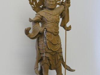 仏像1-17 天目天の画像
