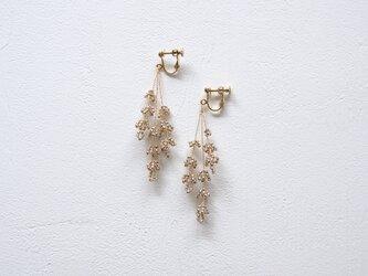 Bailey [Antique gold] Earrings/Piercesの画像