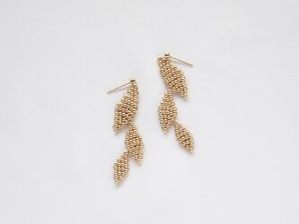 Isla - Earrings/Pierced earrings [Gold]の画像