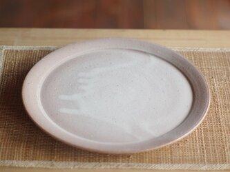 白化粧リムプレートの画像