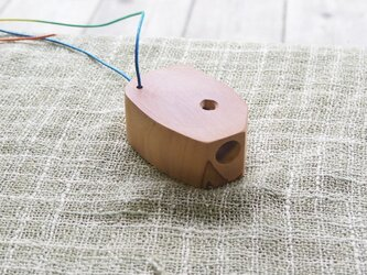 サミングホイッスル   Thumbing whistle ~ろいろな木の笛VariouWoodsWhistle~の画像