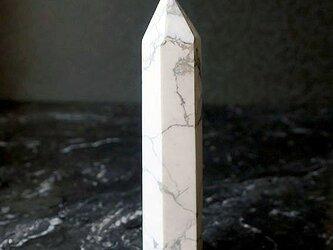 ハウライト・オベリスクの画像