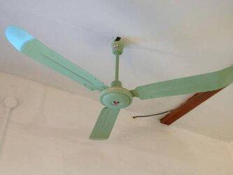 (※商品説明必読)数量限定 BC-LG 貴重 海外製 シーリングファン  シンプル インダストリアル 空気循環 インダストリアルの画像