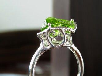 ペリドット・リング * Peridot Ringの画像