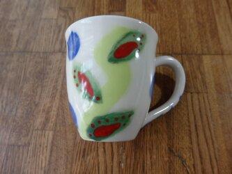 磁器 コーヒーカップ ノーコロナ 大の画像