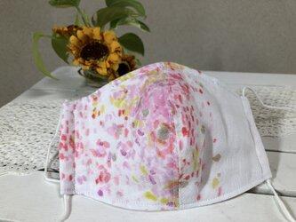 花吹雪の立体マスク(ワイヤー入り)の画像