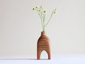 木の花瓶【欅】の画像