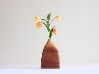 木の花瓶【サクラ】の画像