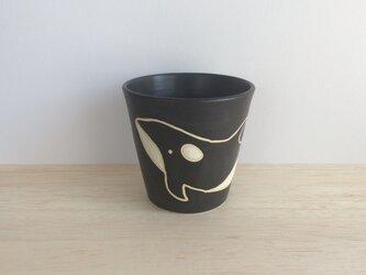 フリーカップ(シャチ)の画像