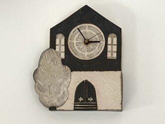 カテドラル 掛け時計の画像