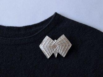 ブローチ(銀彩) 蝶-4の画像