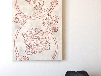 帯deco  唐草紋様の画像