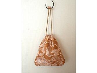 厚手シルクのバッグ soie hermの画像