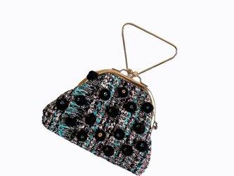 ▽ handle M size bag  / 3201の画像