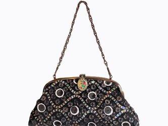 Jewelry Mini Clutch Bag  / 3210の画像