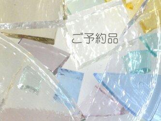 """guguさま""オーダー品 bit 片耳 シロ・アオ・ミント・ピンクの画像"