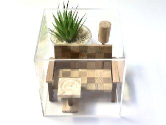mini CHAIR & TABLEの画像