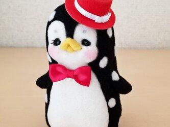 メルヘン♡レトロなペンギンさんの画像