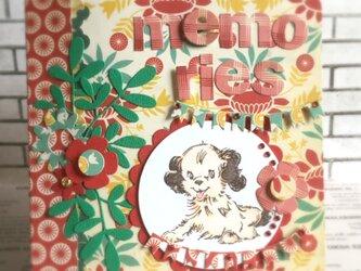 メモリーズ 子犬のミニアルバムの画像