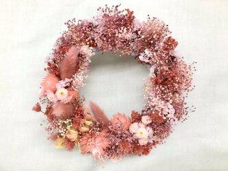 ミニリース Pinkの画像