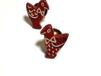 BIRDピンブローチ 【R】の画像