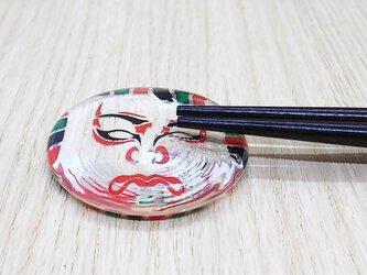 隈取りの箸置き - #10 -の画像