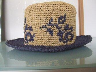 夏の帽子 ⑤ の画像