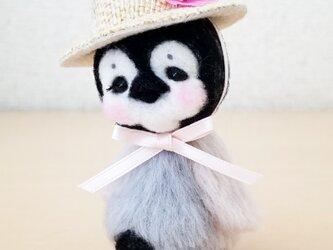 メルヘン♡レトロなコウテイペンギンちゃんの画像
