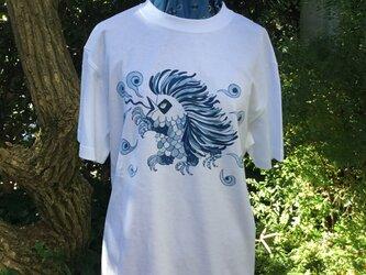 Tシャツ 打倒コロナ!「STRONG  AMABIE」の画像