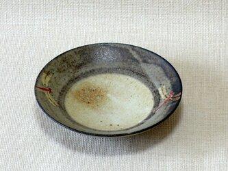 鉢 (赤絵とんぼB)の画像