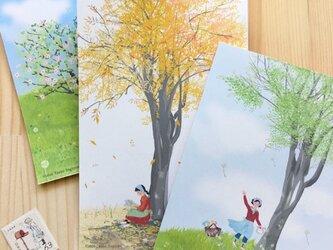 樹の下にて 〜 シークレットカード (3枚セット)の画像