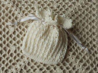 プチ巾着・木 槿の画像