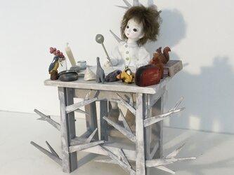 「利き蜜師」の書斎の画像