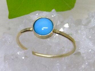 turquoise*14kgf ringの画像