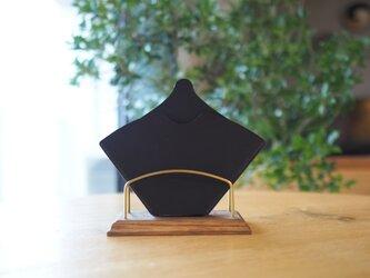 コーヒーフィルタースタンド(ブラック )の画像