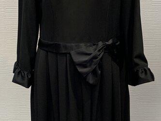 ワンピース(着物リメイク)の画像