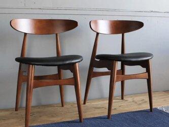 Oscar Dining Chair / 2Chair Setの画像