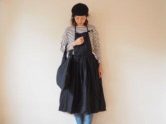 Linen apronの画像