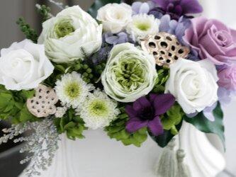 お供え花、供花の画像