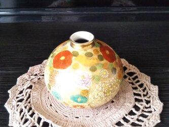 花瓶敷物の画像