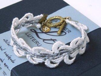 Luteruブレスレット[classic lace]の画像