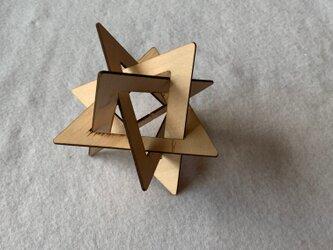 TriangleStar シナ板 Mサイズの画像