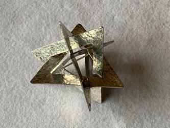 TriangleStar 錫 Mサイズの画像