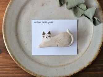 ネコのブローチ 7の画像