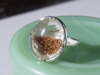 ガーデンクォーツ リング * Garden Quartz Ringの画像