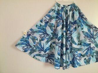 サーキュラースカート:S〜Mサイズ:パウスカート:フレアスカートの画像