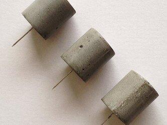 コンクリートプッシュピン ロング針タイプの画像