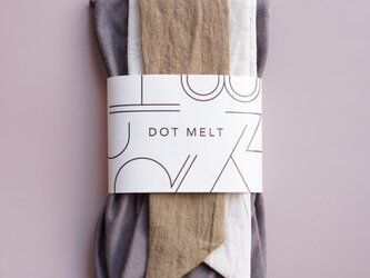 ○受注アイテム○patchwork turban (cotton mix 20ss-e)の画像