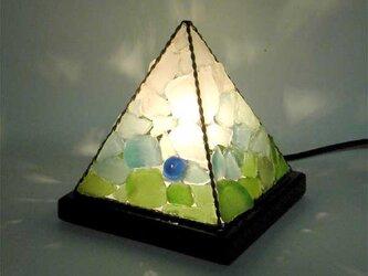 ピラミッドランプ S四面 No.48の画像