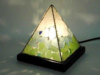 ピラミッドランプ S四面 No.50の画像
